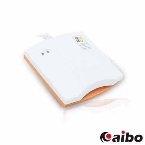 aibo IT-680U ATM網路轉帳/報稅專用 晶片讀卡機 - 鏡面白