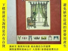 二手書博民逛書店THE罕見DESIGN DIRECTORY OF Window Treatments 設計目錄 窗口處理 大16開