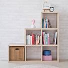 書櫃 置物櫃 收納櫃【收納屋】高點六格階...