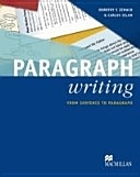 二手書博民逛書店 《Paragraph Writing: From Sentence to Paragraph》 R2Y ISBN:9781405058452│MacMillan