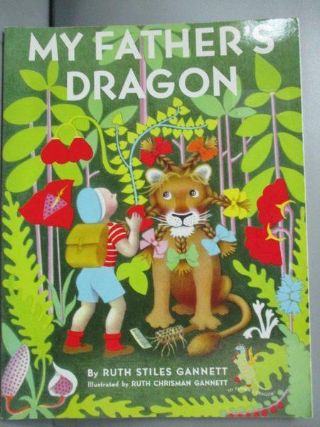 【書寶二手書T1/原文小說_LRS】My Father's Dragon_Gannett, Ruth Stiles