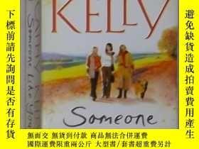 二手書博民逛書店英文原版罕見Someone Like You by Cathy