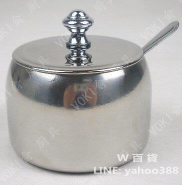 糖鹽調料味罐盅 特厚不銹鋼