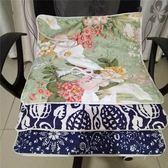 居家坐墊絨椅墊居家辦公室沙發墊可拆洗美臀坐墊棉 伊莎公主