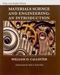 二手書博民逛書店 《Materials Science and Engineering》 R2Y ISBN:0470041625│WilliamD.Callister