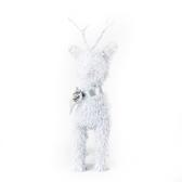 麋鹿擺飾 奇幻白30cm