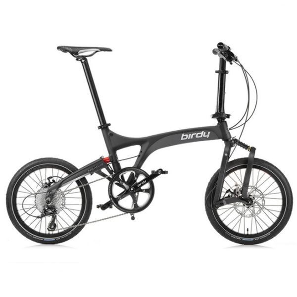 Birdy 2015- New Birdy Sport Disc 10SP 摺疊車(高C/P值、改裝空間大、自行車、腳踏車、太平洋自行車)