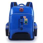 七匹熊女孩小學生書包1-3-4-6年級男生減負輕便雙肩兒童背包
