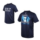 HODARLA 2021男青年盃漢字短T恤-田徑本命(台灣製 吸濕排汗 田徑 慢跑 路跑 免運 ≡排汗專家≡