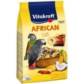 *KING WANG*德國Vitakraft Vita-中大型鸚鵡-非洲鸚鵡總匯美食系列 750g (21640)