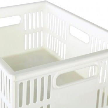 KEYWAY 總理25萬用籃 大尺寸款 8.5L 白色 DT-25 32.7x24x