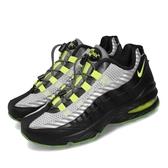 Nike 休閒鞋 Air Max 95 HZ GS 黑 黃 女鞋 大童鞋 運動鞋 【PUMP306】 BQ4747-001