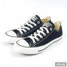 Converse 男/女 Chuck Taylor All Star  低筒 帆布鞋 黑/白 -M9166C