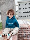 男童連帽衛衣冬裝新款寶寶加厚衛衣兒童秋冬套頭衫韓版潮促銷好物