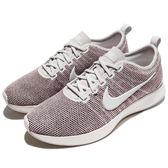 慢跑鞋 Wmns Dualtone Racer PRM 灰 粉紅 白底 輕量透氣 運動鞋 女鞋【PUMP306】AH0312-004