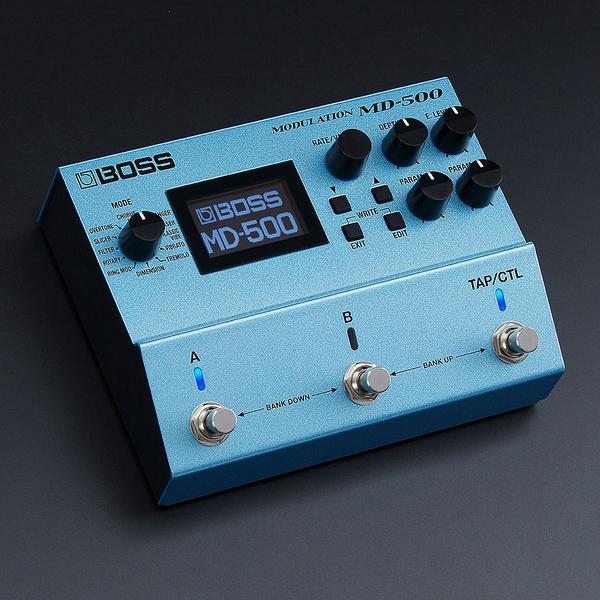 小叮噹的店-BOSS MD-500 Modulation 怪獸級調變效果器 公司貨 BOSS 空間系 效果器