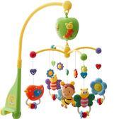 嬰兒床鈴寶寶床頭旋轉搖鈴新生兒音樂益智玩具0-1歲0-3-6-12個月·享家生活館