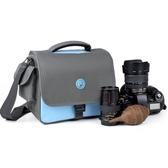 攝影背包 Vinsecase 防水休閒單反側背相機包 佳慧尼康攝影包 微單相機包LX 【快速】