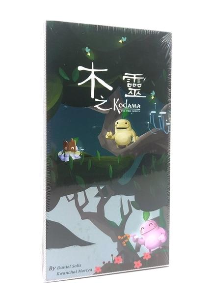【玩坊】木之靈 Kodama the Tree Spirits 桌上遊戲