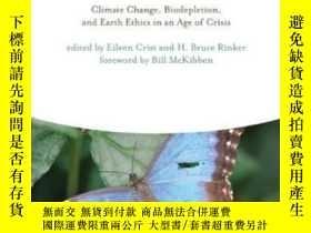 二手書博民逛書店Gaia罕見In Turmoil: Climate Change Biodepletion And Earth E