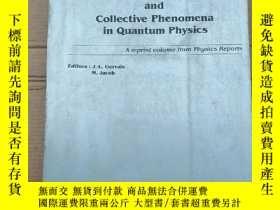 二手書博民逛書店non-linear罕見and collective phenomena in quantum physics(P