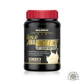 【加拿大ALLMAX】奧美仕金牌乳清蛋白香草飲品1瓶 (907公克)
