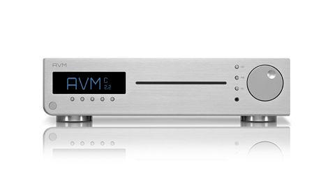 《名展影音》德國AVM INSPIRATION CS2.2 數位串流CD網路收音綜合擴大機