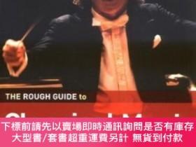 二手書博民逛書店The罕見Rough Guide To Classical MusicY255174 Staines, Joe