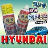 噴師傅-汽車原色冷烤漆,HYUNDAI車系專用,點噴兩用