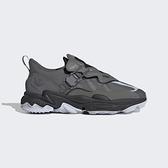 Adidas Ozweego Flipshield [FX6044] 男鞋 運動 休閒 經典 老爹鞋 避震 舒適 灰 黑