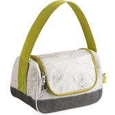 《FUEL》鋁箔野餐保溫提袋(塗鴉白)
