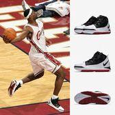 Nike Zoom LeBron III QS Home 紅 黑 白 3代 經典配色 復刻款 藍球鞋 男鞋【PUMP306】 AO2434-101