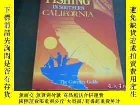二手書博民逛書店FISHING罕見IN SOUTHERN CALIFORNIA