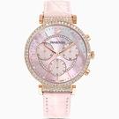 SWAROVSKI 施華洛世奇 PASSAGE CHRONO 幸福航程計時腕錶 5580352
