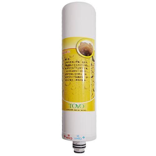 TOYO 東洋歐帝克 第二道法國羅門哈斯食品級樹脂濾心 適用:TA-9001UV 淨水器 (濾芯更新)