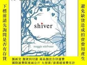 二手書博民逛書店Shiver(Maggie罕見Stiefvater )Y1773