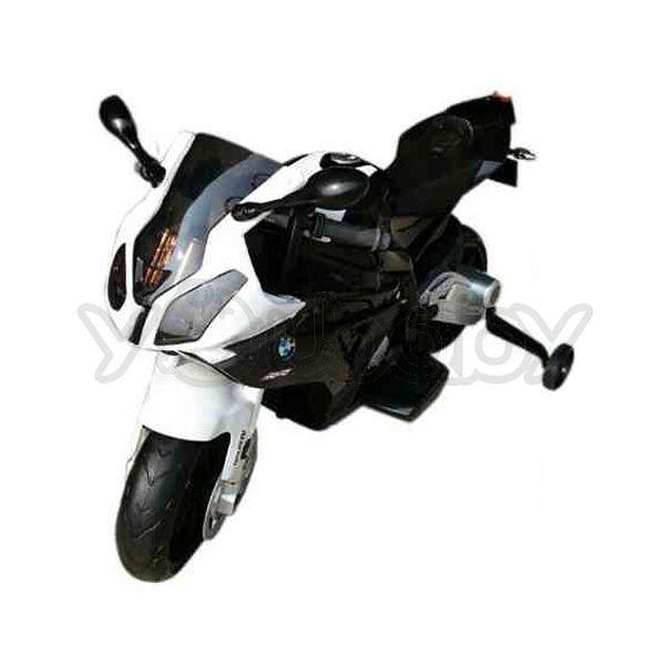 原廠授權寶馬BMW雙驅 兒童電動車【黑色】 S1000RR /重機/摩托車/電動機車