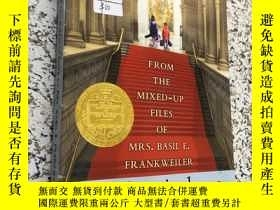二手書博民逛書店From罕見the Mixed-up Files of Mrs.