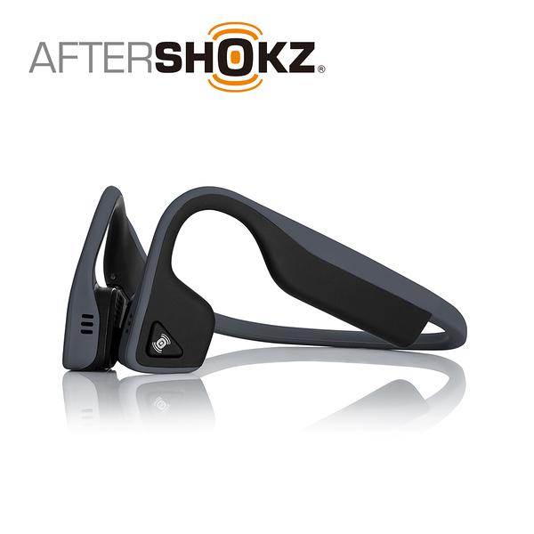 AfterShokz Trekz Air AS600 骨傳導耳機 【紅色/黑色】