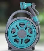 奧瑞馳高壓噴頭洗車水槍神器軟管套裝家用水管便攜收納架澆花工具