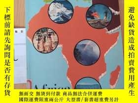 二手書博民逛書店Africa罕見and the Middle EastY15335