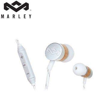[NOVA成功3C]Marley (EM-JE033-DR) 銀色 Uplift - 3BM - Drift 3鍵式入耳式耳機麥克風
