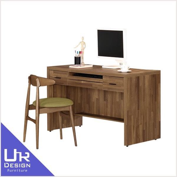 日式洛爾納4尺電腦桌(17Z40/871-1) 【UR DESIGN 書房】