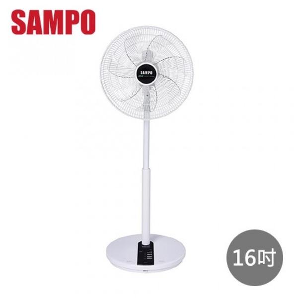 【SAMPO聲寶】16吋微電腦遙控DC節能風扇 SK-FX16DR