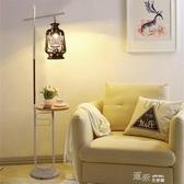 【免運快出】 台灣現貨 落地燈客廳茶幾立式台燈臥室馬卡龍充電北歐網紅座地燈 YXS 5-13