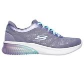 Skechers Skech-Air Ultra Flex [13293LAV] 女鞋 慢跑 氣墊 避震 輕量 緩衝 紫