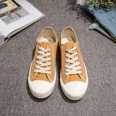 低幫帆布鞋 夏季學生男休閒鞋【非凡上品】nx894