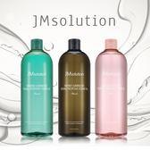 韓國 JM solution 化妝水 珍珠/玫瑰/蜂蜜 600ml【30833】