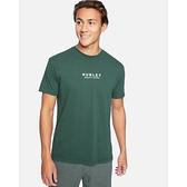 Hurley M PRM TSUBA SS T恤-綠