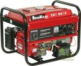 [ 家事達 ] SHIN KOMI 型鋼力- HONDA四行程引擎 電動起動-發電機 3000w 特價 安全/安定/耐用